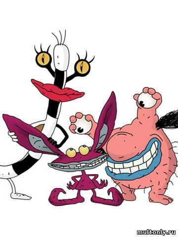 Настоящие монстры Смотреть мультфильм онлайн (1994)